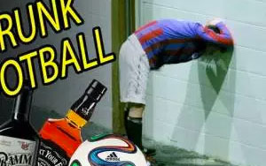 Drunk Football Match Takes Place In Norway With Funny Outcome
