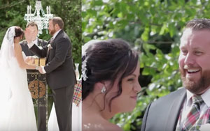 WATCH: Couple's Wedding Turns Into Disaster As Groom Smacks Bride In The Face