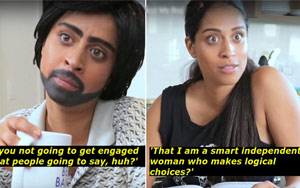Superwoman Lilly Singh's Observation Of Indian Parents And Dating Is Spot On