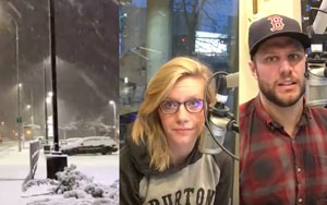 As First Snow Hits Vancouver, People In Calgary Are Already Mocking The 'Soft' Vancouverites