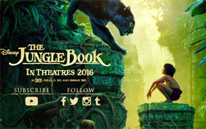 The Jungle Book Official Teaser Trailer