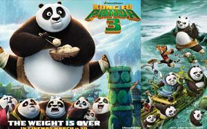Kung Fu Panda 3 Trailer