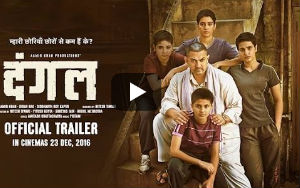 Watch: The Trailer Of Aamir's Khan's 'Dangal' Is Out!