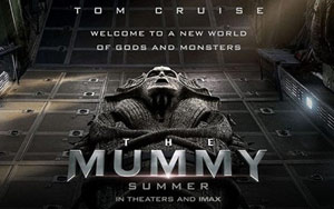 The Mummy Teaser ft. Tom Cruise