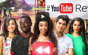 YouTube Rewind 2016: The Year's Most Viral Videos Are