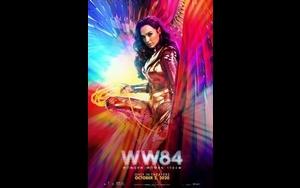 Wonder Woman 1984-Official Trailer