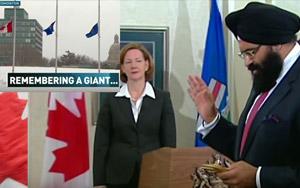 Remembering Calgary MLA Manmeet Bhullar