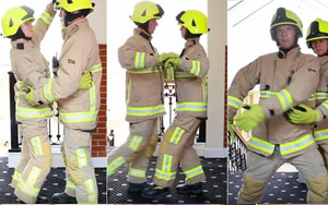 Social Media Is Loving The Kent Fire And Rescue Dirty Dancing Parody With A Serious Safety Message