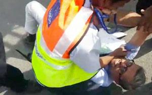 IndiGo Staff Manhandles Passenger At Delhi Airport, Airline Apologises