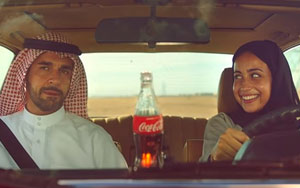 This Saudi Father-daughter's Trip Will Remind You Of Your First Driving Lesson