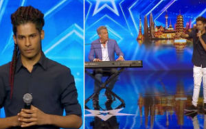 Listen To Sumit Sadawarti, The Only Indian To Make It To Asia's Got Talent 2017
