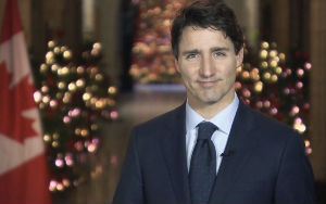 WATCH: Prime Minister Justin Trudeau's Christmas Message