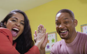 Lily Singh Teaches How To Speak Internet 101 (ft. Will Smith)
