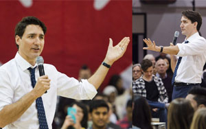 WATCH: Justin Trudeau Gets Standing Ovation For Handling Of Omar Khadr Protester