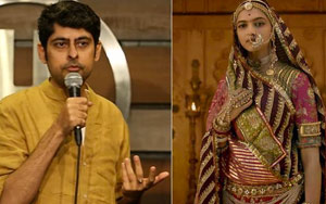 Varun Grover's Sarcastic Take On Padmaavat Controversy Is On Point