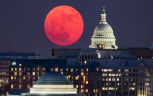 Total Lunar Eclipse, Super Moon And Blue Moon All On January 31: Here's What You Need To Know