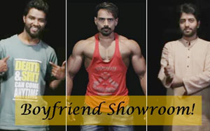 What Do Women Look For In Men? This 'Boyfriend Showroom' Might Help You Out