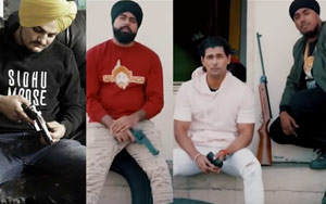 Rise Of Guns In South Asian Gangsta Rap Sparks Concern In Canada