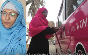 This Pakistani Single Mom Taxi Driver Is Breaking Barriers