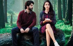 October Trailer: The Tale Of Varun Dhawan And Banita Sandhu's Unconventional Love Story