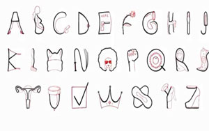 WATCH: What If The English Alphabet Was Feminist? This Video Tells You