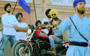 Sardaar Ji Title Song ft. Diljit Dosanjh, Neeru Bajwa