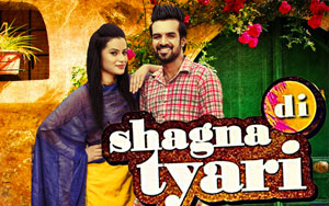 Shagna Di Tyari Song Happy Raikoti