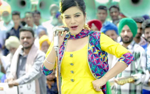 'Z Security' Song By Kaur B From The Album 'Desi Robinhood'