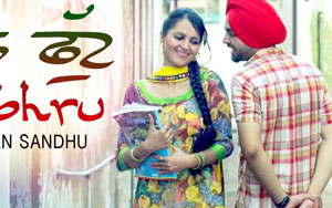 'Muchh Phut Gabhru' Song By Jordan Sandhu And Desi Crew