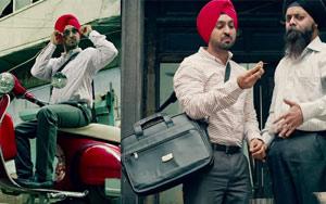 Mukhtiar Chadha Trailer ft. Diljit Dosanjh, Oshin Sai