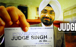 Judge Singh LLB Trailer ft. Ravinder Grewal