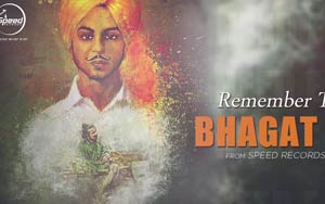 Bhagat Singh - Remember The Legend, A Tribute By Preet Harpal