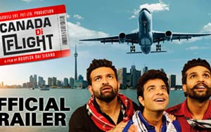 'Canada Di Flight' Teaser