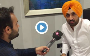 Diljit Dosanjh Talks About Being The Biggest Bhangra Artist In The World