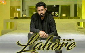 Watch: Gippy Grewal's Lahore Song ft. Roach Killa, Dr Zeus