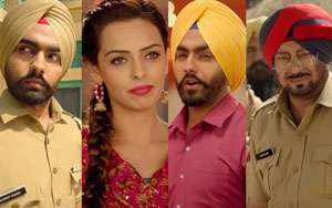 Saab Bahadar Official Trailer ft Ammy Virk