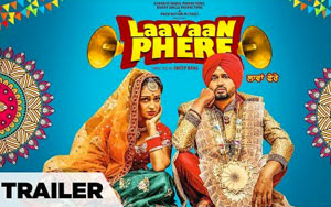 Trailer of Punjabi Film 'Laavaan Phere'