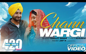 Punjabi Song Chann Wargi - 'Mr and Mrs 420 Returns'