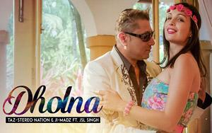 Dholna-Trap Mix - Taz Stereo Nation, Jsl Singh